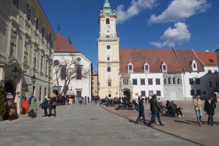 V hlavnom meste môžeme započuť množstvo nárečí zo všetkých kútov Slovenska ef7da401835