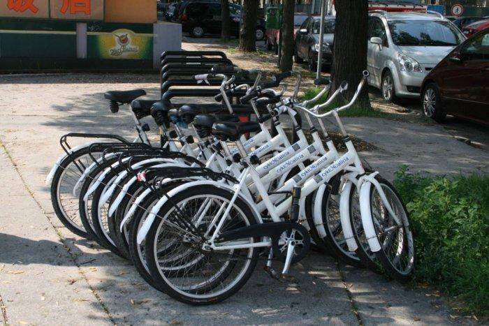 Ilustračný obrázok k článku Rozhovor  Biele bicykle ako odmena pre  aktívnych Bratislavčanov 8a08bc3a009