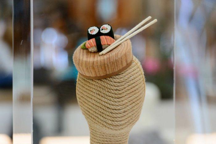 542f93197 Ilustračný obrázok k článku Dali by ste si na hlavu sushi alebo lievance?