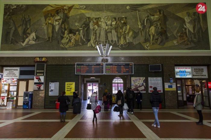 a932c4363 Ilustračný obrázok k článku Na Hlavnej stanici spustili do prevádzky nové  výťahy a podchod
