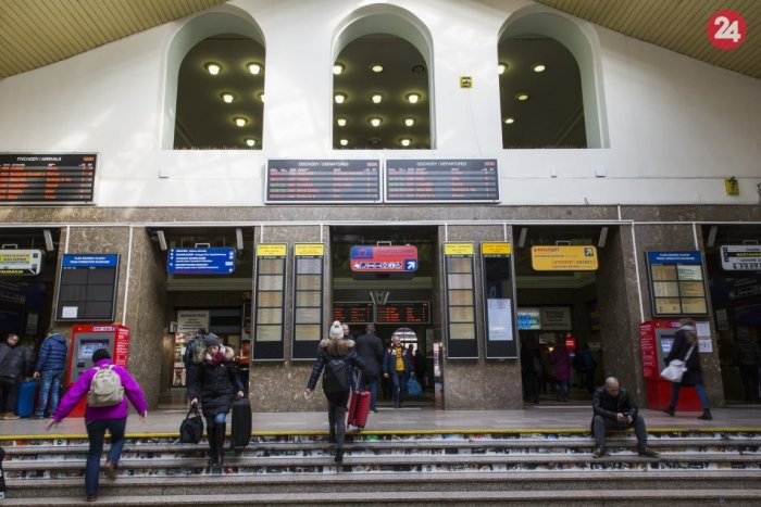 da2f9e08b Ilustračný obrázok k článku Železnice investujú do Hlavnej stanice pred  majstrovstvami sveta v hokeji 500-